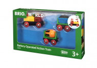 BRIO lokomatīve Action, 33319 33319