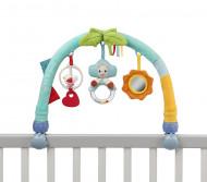 VULLI Sophie la girafe rotaļlietu loks 0+ 240118F 240118F