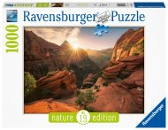 RAVENSBURGER puzle Zion Canyon USA, 1000gab., 16754 16754