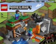 """21166 LEGO® Minecraft™ """"Pamestās"""" raktuves 21166"""