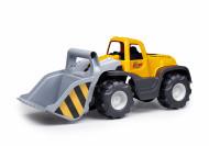 ADRIATIC liels buldozers, dzeltens, 898 898