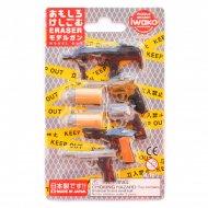 IWAKO dzēšgumiju komplekts Model Gun, 4991685130143 4991685130143
