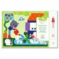 DJECO dāvana jaunākajiem bērniem - krāsošanas prieks, DJ09063 DJ09063