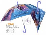 PERLETTI bērnu lietussargs Frozen, 50240 50240
