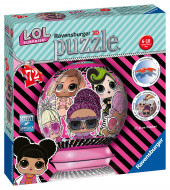 RAVENSBURGER puzle L.O.L. Pārsteigums,72gab., 11162 11162