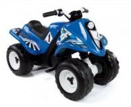 SMOBY Elektriskā mašīna, zils+melns, Quad, 7600033051 7600033051
