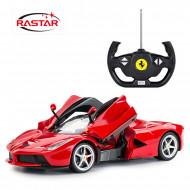 RASTAR radiovadāms auto modelītis Ferrar LaFerrari 1:14, 50100 50100