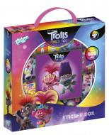 TOTUM uzlīmju kaste Trolls 2, 770546 770546
