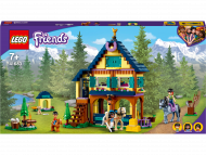 41683 LEGO® Friends Zirgu izjāžu centrs mežā 41683