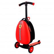 FERRARI skrejritenis Luggage Foldable, red, FXA45 FXA45