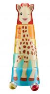 VULLI Sophie la girafe rotaļlieta 10m+ Sophie's Giant Tower 230798 230798