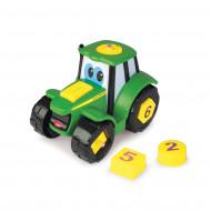 JOHN DEERE traktors Learn & Play Johnny, 46654