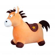 JOHN ēkājamā rotaļlieta ar pārvalku Hop Hop Pony, 59043 59043