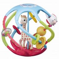 VULLI Sophie la girafe rotaļlieta 6m+ Twistin'ball 230788F 230788F