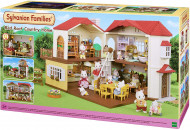 SYLVANIAN FAMILIES Red roof country home, 5302 5302