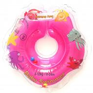 BABY SWIMMER piepūšamā apkakle peldēšanai 3-12 kg 0-24m BS 01 BS 01