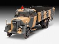 REVELL modeļa komplekts German Truck Type 2,5-32, 03250 3250