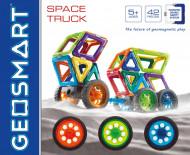 GEOSMART magnētisks konstruktors ar RC Space Truck 42 pcs., GEO301