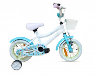 Bērnu velosipēds QUURIO Pastel Sweeeeet 12'' EKBKOT-002
