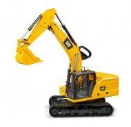 BRUDER ekskavators CAT,  02483 02483