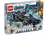 76153 LEGO® Super Heroes Atriebēji: transporta gaisa kuģis 76153