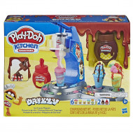 PLAY DOH KITCHEN CREATION Drizzy saldējuma spēļu komplekts, E66885L0 E66885L0
