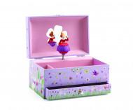 DJECO Muzikālā kastīte - Princese,  DJ06599 DJ06599