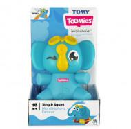 TOMY muzikālā vannas rotaļlieta Sing and Squirt, E72815