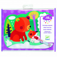 DJECO dāvana jaunākajiem bērniem - krāsošanas prieks, DJ09064 DJ09064