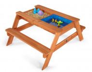 PLUM rotaļu galds ar virsmu smiltīm un ūdenim, 25078 25078