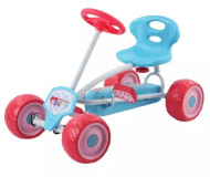 HAUCK velokarts, meitenēm, Turbo - Go Cart, T85560 T85560