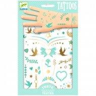 DJECO Tetovējumi Liljas rotaslietas, DJ09593 DJ09593