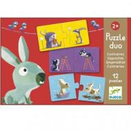 DJECO Duo-Trio puzzles - Pretstati DJ08162