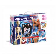 CLEMENTONI radošais komplekts Anatomija, 66792BL 66792BL
