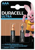 DURACELL patarei Ultra AAA, 2 vnt., DURB081 DURB081