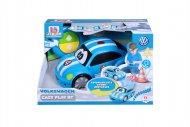BB JUNIOR RC car Volkswagen Easy Play, blue, 16-92007 16-92007