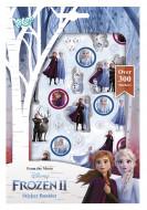 TOTUM uzlīmju albums Frozen 2, 4 lapas, 680708 680708