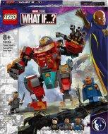 LEGO® 76194 Super Heroes Tonija Stārka sakaariešu Dzelzs vīrs 76194