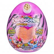 RAINBOCORNS plīša rotaļlieta ar aksesuāriem Wild Heart Surprise, series 3, dažādas, 9215 9215