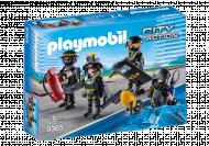 PLAYMOBIL CITY ACTION Specvienības komanda, 9365 9365