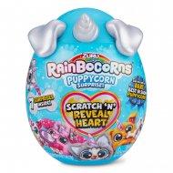 RAINBOCORNS plīša rotaļlieta ar piederumiem Puppycorn Surprise, assort, 9237 9237