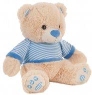 LLOPIS plīša lācis 55 cm blue., 10573 10573