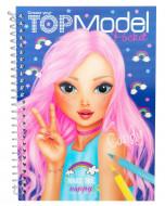 TOPModel krāsojamā grāmata 3D, 7857 7857