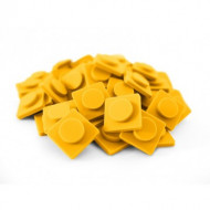 UPIXEL dekoratīvā detaļa Middle yellow (mazs), WY-Z002