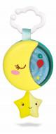 CLEMENTONI Baby karināma muzikālā rotaļlieta Mēness, 17323 17323