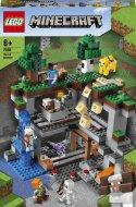 21169 LEGO® Minecraft™ Pirmais piedzīvojums 21169