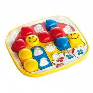 QUERCETTI attīstošā rotaļlieta FantaColor Baby, 4405 4405
