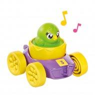 TOMY transporta līdzeklis Egg Racers, assort., E73088 E73088
