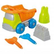 PLAYGO pludmales smilšu rotaļlietu komplekts pašizgāzējs, 5443 5443