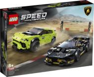 76899 LEGO® Speed Champions Lamborghini Urus ST-X & Lamborghini Hurac?n Super Trofeo EVO 76899